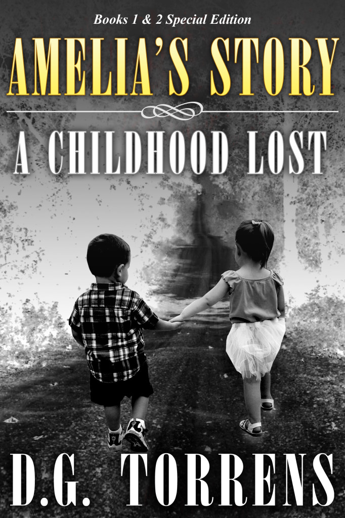 Amelia Story paperback reveised